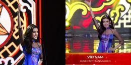 Trực tiếp Miss Grand International 2017: Huyền My thắng giải phụ đầu tiên, xuất sắc bước vào Top 15