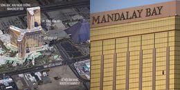 Căn phòng sát thủ Las Vegas thực hiện vụ thảm sát 59 người
