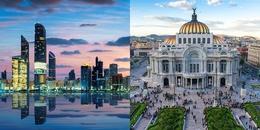 10 điểm đến đang hút khách du lịch trên thế giới