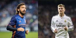 Điểm danh Top 5 cầu thủ Regista được yêu thích nhất trên thế giới