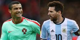 Messi, CR7 và những ngôi sao làm nên sức hút của World Cup 2018