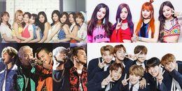 Youtube công bố bảng xếp hạng các nghệ sĩ Kpop có tổng lượt xem cao nhất mọi thời đại