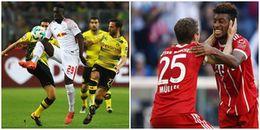 Vòng 9 Bundesliga: Dortmund có giữ được ngôi đầu?