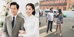 yan.vn - tin sao, ngôi sao - Sau đám cưới cổ tích, Hoa hậu Đặng Thu Thảo tái xuất gầy gò bên chồng đại gia