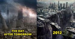 Không ít lần các nhà làm phim Hollywood tàn phá Trái Đất dã man như thế này đây!