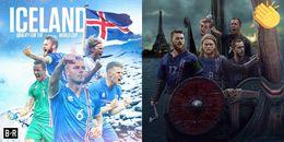 Iceland lần đầu tiên đến với World Cup, lập nên kỳ tích chưa từng có trong lịch sử