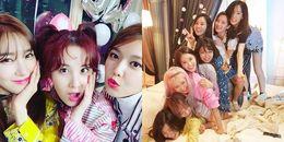 yan.vn - tin sao, ngôi sao - Nhìn lại những khoảnh khắc đẹp nhất của Seohyun, Tiffany và Sooyoung bên SNSD