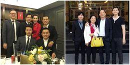 Em trai Trung Tín xin lỗi mẹ trong đám cưới: 'Con không thể tìm được người phụ nữ như chị Thảo'