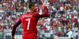 Bồ Đào Nha - Thuỵ Sĩ: trông chờ 'siêu nhân' Cristiano Ronaldo
