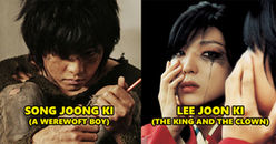 Điểm danh những sao Hàn thành công ngoạn mục với vai diễn điện ảnh đầu tiên