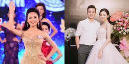 Top 10 Hoa hậu Việt Nam 2016 nên duyên cùng chàng