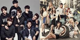 Cái kết giống nhau của những nhóm nhạc Kpop có thành viên không tái kí hợp đồng trong 2 năm qua