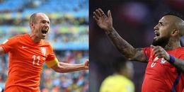 Điểm mặt dàn sao lỡ hẹn với World Cup 2018