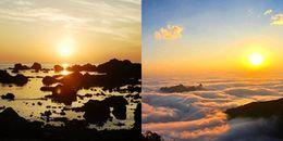 Mê mẩn với những địa điểm ngắm bình minh đẹp nhất Việt Nam