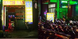 """Sài Gòn: Các cặp đôi dập dìu vào nhà nghỉ """"chào mừng 20/10"""", giá phòng tăng mạnh"""