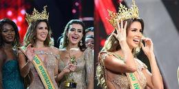 Tân Hoa hậu Hòa bình quốc tế không quan tâm nhiều đến giải thưởng 40.000 USD