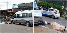 Đôi nam nữ phượt thủ gặp tai nạn trên cung đường tới Đà Lạt, một người tử vong