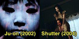 7 bộ phim chứng minh phim kinh dị châu Á vẫn hay hơn gấp nhiều lần phim Mỹ làm lại