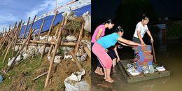 Thanh Hóa: Vừa gồng mình khắc phục lũ, người dân khẩn trương triển khai ứng phó với cơn bão số 11