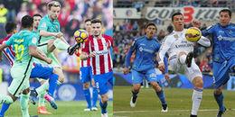 La Liga trước vòng 8: Barca đối đầu Atletico, thời cơ cho Real Madrid