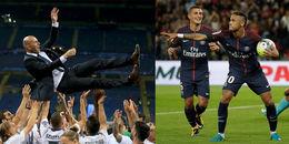 Neymar cán mốc 300 bàn thắng trong sự nghiệp, Real chinh phục kỷ lục