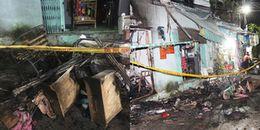 Vụ cháy tại quận 9 khiến 6 người cùng gia đình thương vong: Nhiều người bất lực nhìn ngọn lửa