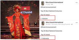 BTC Miss Grand International 2017 gây tranh cãi khi công bố nhầm kết quả: Huyền My bị xử ép?