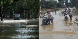 Cập nhật mưa lũ: 6 người chết, 1 người mất tích tại Nghệ An, hơn 400 hộ dân bị cô lập tại Thanh Hóa