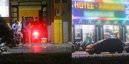Tối Trung thu đổ mưa tầm tã, khách sạn nhà nghỉ tại TP.HCM rơi vào cảnh 'cháy phòng'