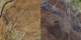Những đường thẳng vô hình kỳ lạ ở Bolivia