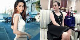 'Đọ' bộ sưu tập túi xách hàng hiệu của Hồ Ngọc Hà - Lệ Quyên: Ai hơn ai?