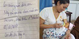 Hưng Yên: Thương em bé 3 ngày tuổi đã bị bỏ rơi trước cổng chùa cùng môt lá thư nhờ nuôi hộ