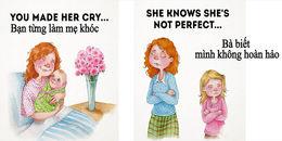 Những điều cảm động mẹ vẫn lặng thầm làm cho bạn mà bạn không bao giờ để ý