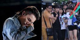 Fan cuồng đòi tự tử, mắng bố mẹ vì không cho tiền mua vé xem Sơn Tùng M-TP diễn