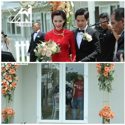 Những chiêu bảo mật có 1-0-2 lúc làm lễ cưới của sao Việt