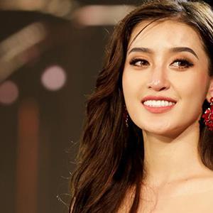 Chuyên trang sắc đẹp Global Beauties khen ngợi hình ảnh Huyền My khóc nức nở