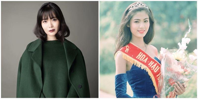 yan.vn - tin sao, ngôi sao - Hoa hậu Việt Nam 1994 Thu Thủy bị chính em họ