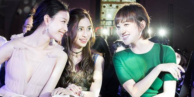yan.vn - tin sao, ngôi sao - Ba mỹ nhân đình đám Cbiz cùng xuất hiện trong một bức ảnh: