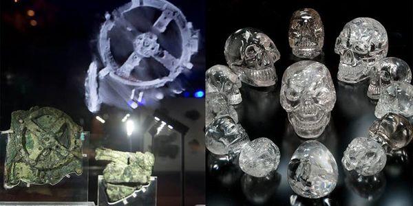 Top 5 bí ẩn được khai quật từ thời cổ đại nhưng có dấu vết của khoa học hiện đại và ngoài hành tinh