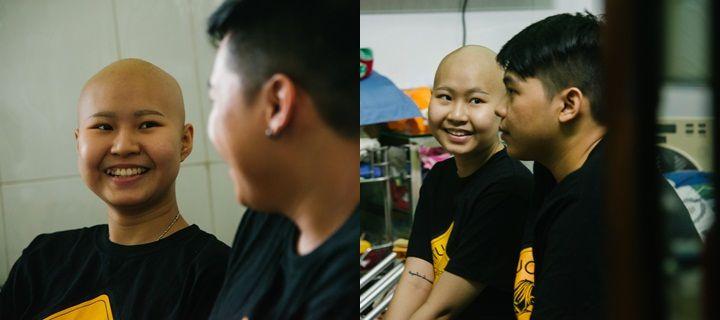 Chuyện tình cảm động của chàng trai sinh năm 1996 chăm bạn gái ung thư xương, chỉ còn một chân