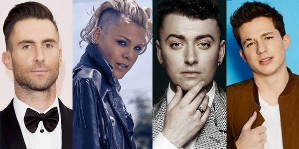 Mới đầu tháng 10, thị trường nhạc US-UK phải nháo nhào bởi loạt hit nghe một lần đã... lên đỉnh