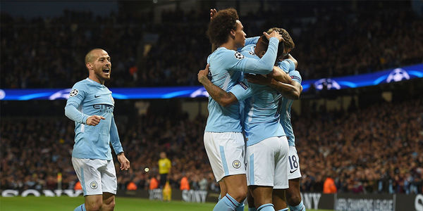 Video Highlight: Machester City 2 - 1 Napoli (Bảng F Champions League 2017/18)
