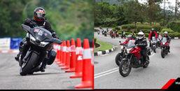 Chơi lớn, Honda tạo cơ hội cho biker Việt Nam chạy siêu mô tô RC213V-S