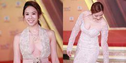 Tiệc sinh nhật 50 năm TVB: Loạt mỹ nhân Hoa ngữ 'mặc như không' lên thảm đỏ