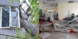 Sài Gòn: Cơn mưa lớn nhiều giờ khiến quận Thủ Đức tan hoang