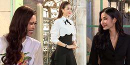 Host Phạm Hương quay trở lại, Hoàng Thùy - Mâu Thủy được đặc cách phần thi nói tiếng Anh