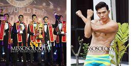 yan.vn - tin sao, ngôi sao - Đại diện Việt Nam xuất sắc đoạt giải Nam Vương Manhunt International 2017
