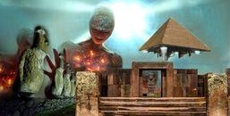 Choáng váng với 5 kỳ quan vĩ đại trên thế giới được nghi vấn do người ngoài hành tinh sắp đặt