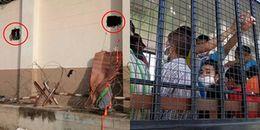 Màn vượt ngục như trong phim của 20 tù nhân tại Thái Lan