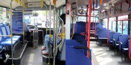 TP HCM có hai tuyến buýt kiểu mẫu